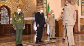 Vidéo. Algérie: Tebboune réussit la prouesse de promouvoir Chegriha tout en maintenant Benali