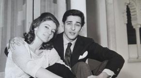 le prince Moulay Abdallah avec Lamia Essolh