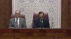 Hakim Benchamach et Habib El Malki