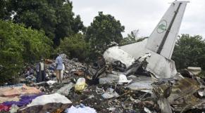 Vidéo. Le crash d'un avion transportant des devises fait 7 morts au Soudan du Sud