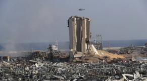 Explosion de Beyrouth 4 août 2020