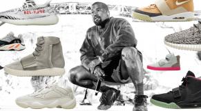 Israfil et Asriel, les nouvelles sneakers de Kanye West.