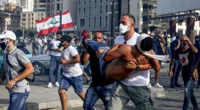 Beyrouth Manifestations