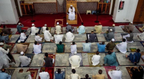 Mosquée et covid-19