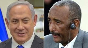 Israel-Soudan