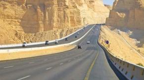 voie express Laâyoune-Dakhla