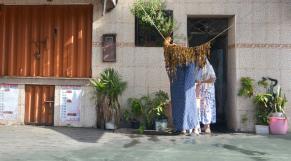 diapo:مغاربة يتشبثون بالكديد والكرداس رغم كل شيء
