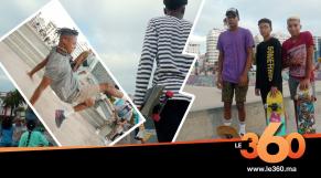 Vidéo. Skatepark Rachidi (Nevada): Un refuge pour la jeunesse casablancaise en ces temps difficiles