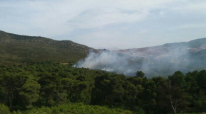 Incendie Ain Lahcen