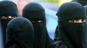 Femme djihadiste
