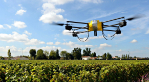 agriculture innovation drone