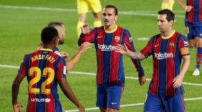 Barça Messi