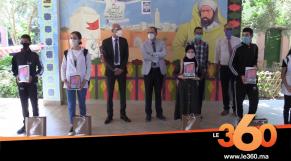 Cover_Vidéo: توزيع لوحات إلكترونية على تلاميذ العالم القروي بفاس