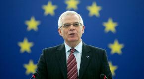 Josep Borell, le chef de la diplomatie européenne.