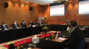 Dialogue inter-libyen - Bouznika