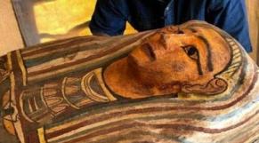 Sarcophage - Egyptologie - Antiquité