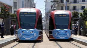 Tram bavette Casablanca