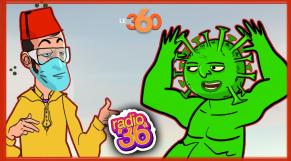 Cover Vidéo - راديو 36: عاجل كورونا يعود بقوة ويتحدى رئيس الحكومة