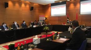 Diapo Bourita ouvre à Bouznika le premier dialogue parlementaire inter-libyen en demandant la fin des ingérences en Libye