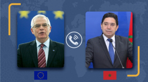 Entretien téléphonique Bourita/Borrell