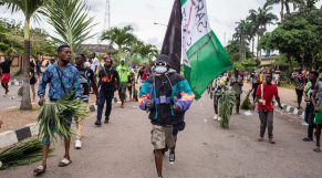 Nigeria: la dispersion d'une manifestation fait plusieurs morts, selon Amnesty