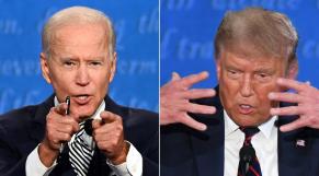 Donald Trump - Joe Biden - Elections 2020