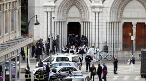 Attentats terroristes - France