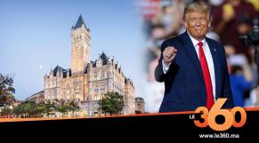 Cover Donald Voici l'endroit où Donald Trump veut fêter sa victoire