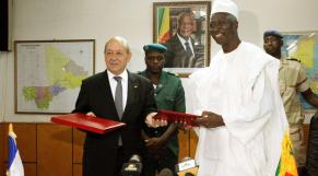 Mali: Jean-Yves Le Drian à Bamako pour rencontrer les autorités de la transition