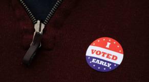 Badge - Elections - Etats-Unis
