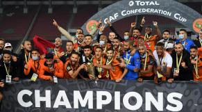 Berkane champions CAF