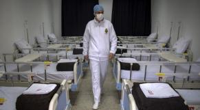 Covid-19. Hôpital de campagne à Casablanca