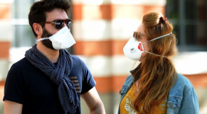 Draguer avec le masque