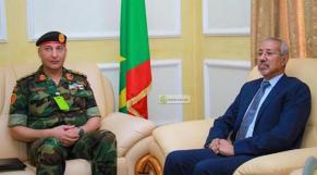 Mohamed Ali Hadad, chef d'état-major général des forces armées libyennes