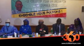 Vidéo. Mali: le collectif pour la libération de Soumaïla Cissé exprime sa satisfaction