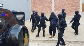 Tanger - Cellule terroriste - Arrestation