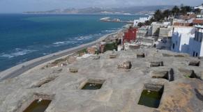 Tombes phéniciennes - Baie de Tanger