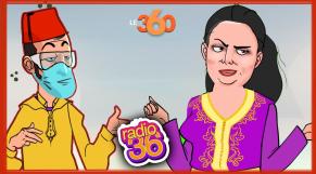 Cover_Vidéo: راديو 36: لطيفة رأفت في خروج ثاني حول الدعم والدون بيگ يتصل بها على المباشر
