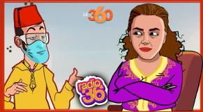 راديو 36: الشيخة الطراكس تدخل عالم روتيني اليومي وفتيحة تتصل بها على المباشر