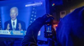 Joe Biden - président élu - USA 2020