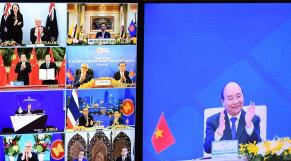 Accord de libre-échange panasiatique - Chine