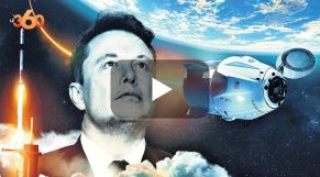 Cover Elon Musk 2ème homme le plus riche au monde