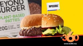 Cover La fausse viande pour vegans, la nouvelle niche des fast-food.