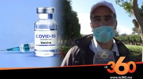 Cover Vidéo - هكذا علق الشارع المغربي على استراتيجية التلقيح