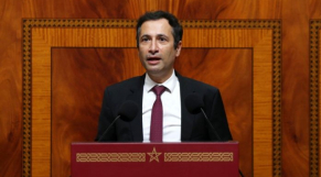 Mohamed Benchaaboun - Parlement