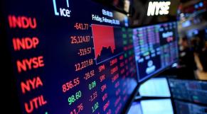Bourse New York