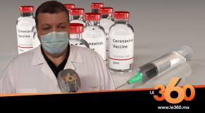 Cover Vidéo - بروفيسور يكشف كل شيء عن لقاح كورونا بالمغرب