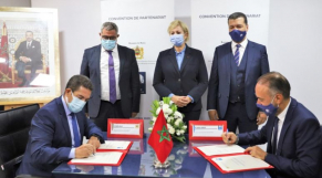 Partenariat Education nationale - Bourse de Casablanca