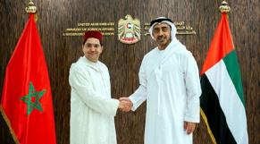 Maroc Emirats arabes unus