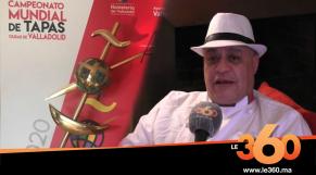 Cover_Vidéo: Distingué à Valladolid et à distance, Chef Moha raconte des coulisses de son aventure